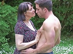 Big Breasted British Mom Fucking Not Her Son Free Porn Cf