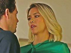 Horny Babe Dana Vespoli Is Making Love With Her New Boyfriend