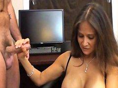 Cum On Brunette Milf Milf Cum Porn Video F7 Xhamster