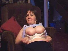 Amateur Mature Housewife Re Run With Sound