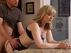Mature Mom Mrs Hartley Fucking Her Son's Friend