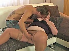 Top Milfs And Grannies Get Young Dicks 720p