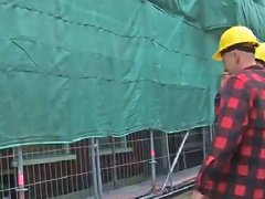 Bbw Fuck On Holland Construction Site