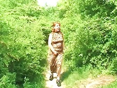 Busty And Chubby Mature Redhead Fuck Her Part4