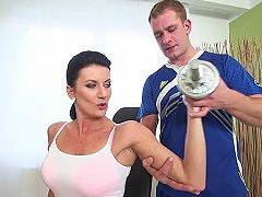 9654 Sporty Mom Fucked By Her Coach Porno Movies Watch Porn Online Free Sex Videos