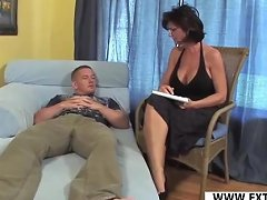 Lucky Mother In Law Deauxma Gets Nailed Good Young Son