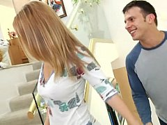 Other Half Left Following A Time To Anal Copulation British Wife