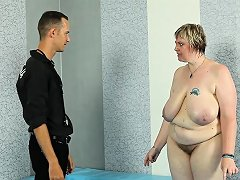 Ssbbw Wrestler Gets Her Pussy Slammed Nuvid