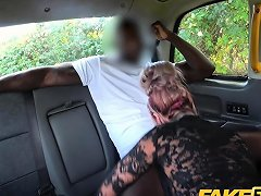 Fake Taxi Sexy Busty Tattooed Milf Stripper Nuvid