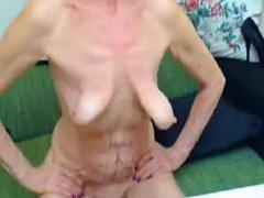 Wrinkled Grannie